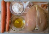 1. Gjør klar alle ingrediensene