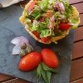 ...bland i salat og server som forrett...